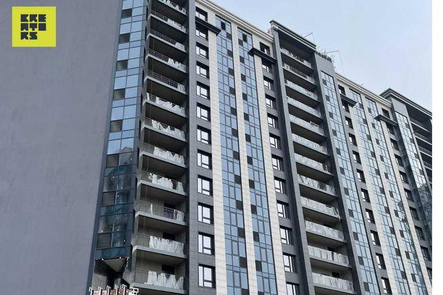 117 м2 — 3-к квартира в ЖК Львівська площа