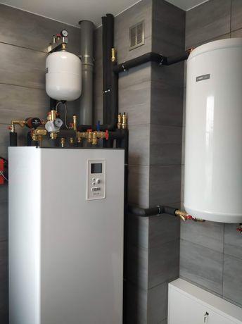 Hydraulik , instalacje sanitarne , ogrzewanie podłogowe, pompy ciepła