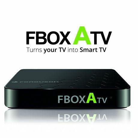 Smart box tv ferguson