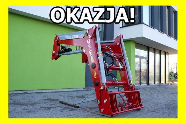 PROMOCJA Ładowacz czołowy TUR euroramka URSUS ZETOR Metal-Technik RATY