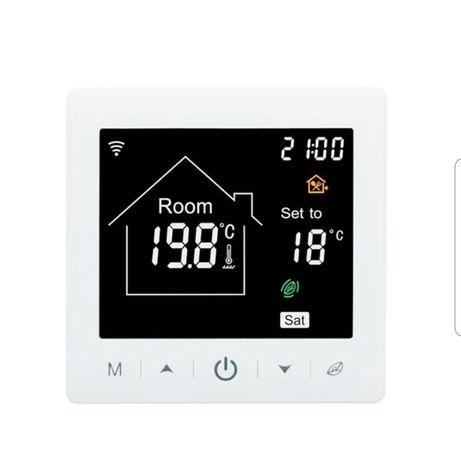 Терморегулятор (термостат) BYL-156EW с WiFi управлением.