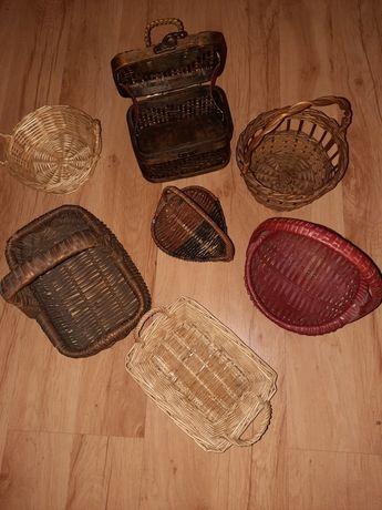 Stare koszyczki