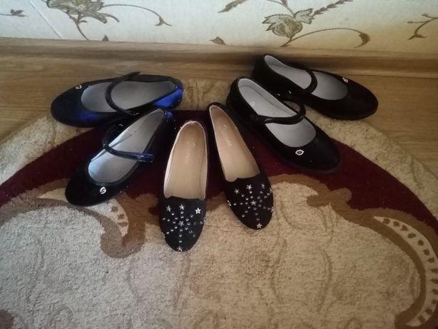 Продам новые туфли взуття дитяче