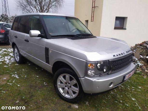 Land Rover Range Rover Land Rover Range Rover 3.0 TD Lekko Uszkodzony Ciężarowy