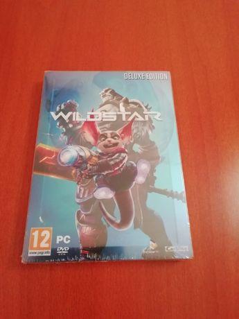 Wildstar - Deluxe Edition [PC] - Steelbook - Novo e Selado