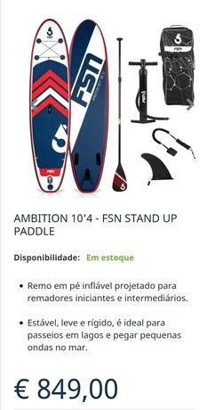 Prancha de Stand Up Paddle 10.4