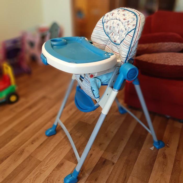 Стул, стульчик для кормления Graco Черновцы - изображение 1