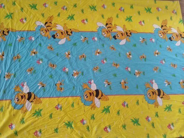Komplet pościeli z pszczółką Mają 140x200