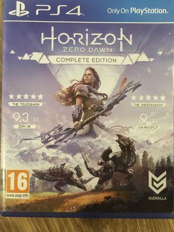 PS4 Horizon Zero Dawn PL Complete edition