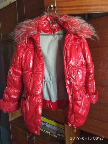 Детская курточка и подарок