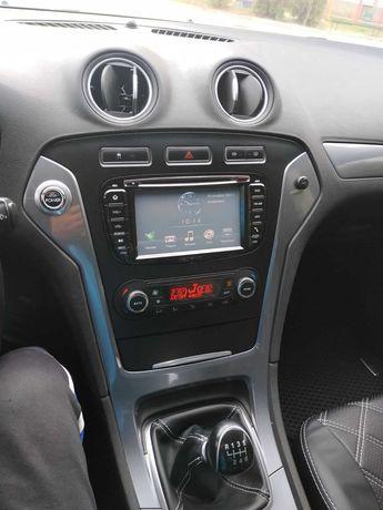 Магнитола synteco srti Ford Mondeo 4