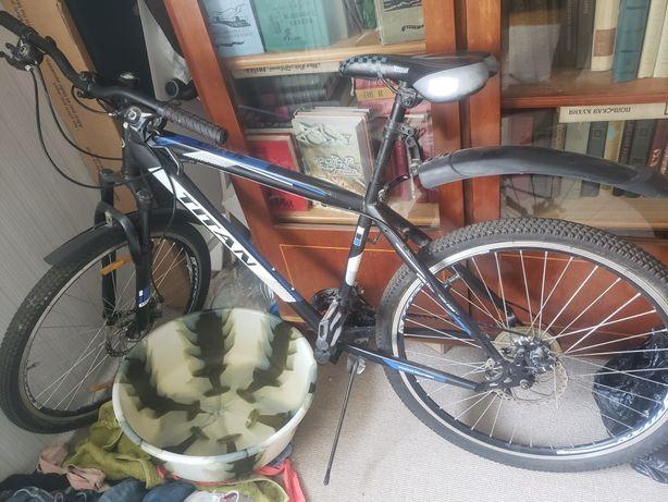 Продам горный велосипед Titan Matrix 26