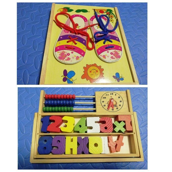 Развивающие игрушки дерево Гавриловка - изображение 1