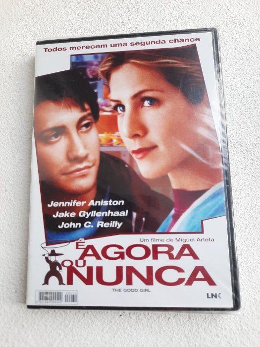 É Agora ou Nunca (DVD) (Selado) Odemira - imagem 1
