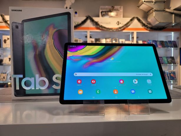 Tablet Samsung Galaxy Tab S5e LTE, T725, gwarancja, WWA Sklep