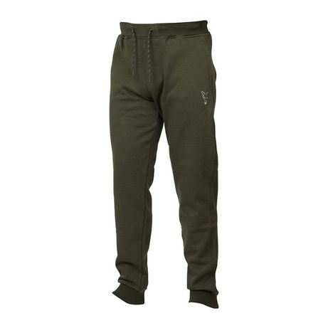 Fox Collection Green & Silver Joggers XL