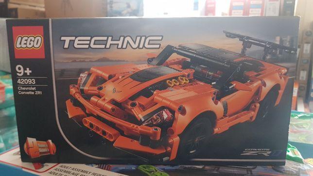 Lego 42093 Technic Chevrolet Corvette