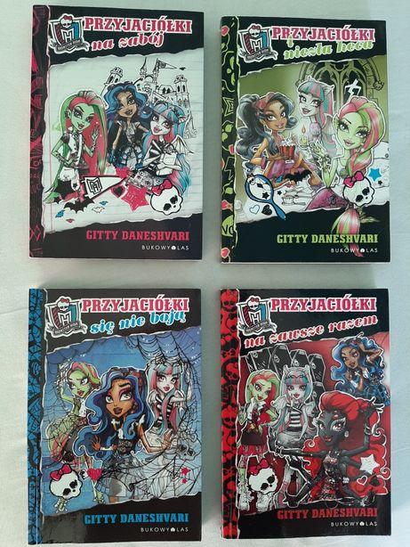 Książka Monster High