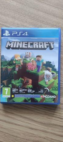 Gra Minecraft PS4