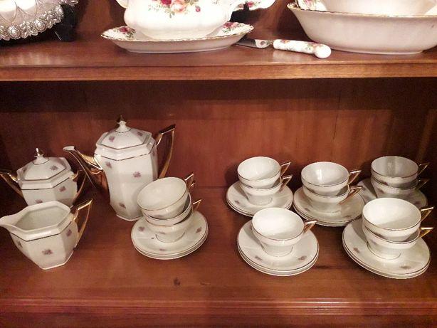 Serviço de chá completo 12 pessoas
