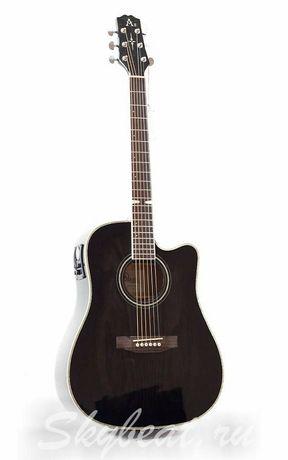 Электроакустическая гитара Axen ADC 601BK EQ