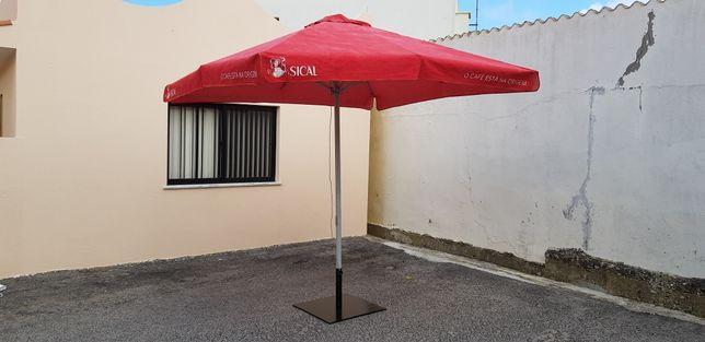 Chapéu de Sol (Esplanada) 3X3m
