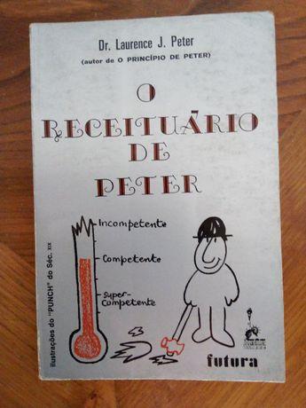 O receituário de Peter