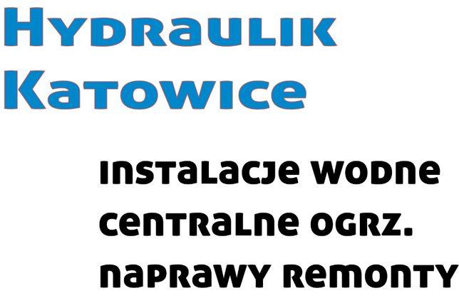 Hydraulik Katowice i cały śląsk Instalacje wodne. Centralne ogrzewanie