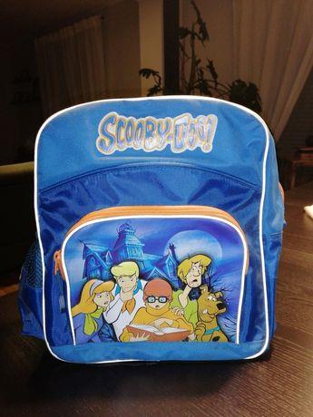 Plecak dla przedszkolaka Scooby-Doo.