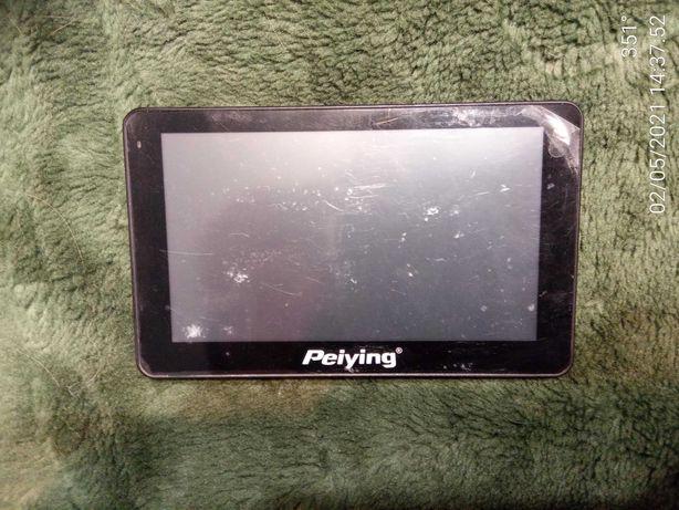 Nawigacja z Windows CE 5.0 Peiying PY-GPS5003 FoliaNaEkranieDoWymiany