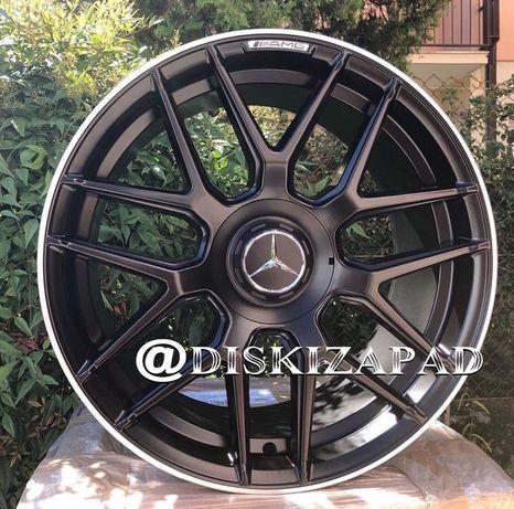 диски Mercedes Benz AMG R18 R19 R20 R21 ML GLE GLS W222 S GLC E Class