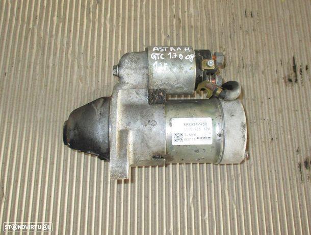 Motor de arranque para Opel Astra H GTC 1.7 cdti 125cv (2008) 8980147430 S114-925
