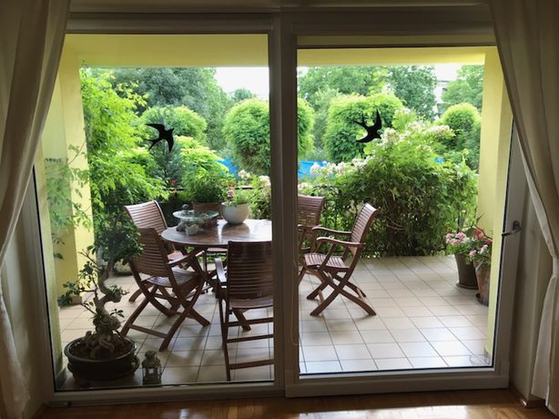 Okno przesuwne tarasowe