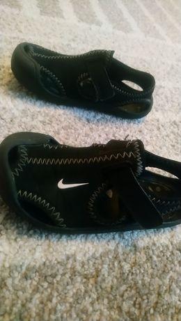 Nike sunray protect czarne rozmiar 26 idealne zadbane