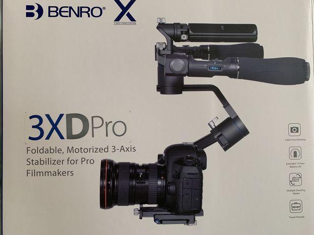 Стабилизатор Benro x series 3xdpro