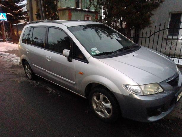 Mazda Premacy 1,8l benzyna minivan