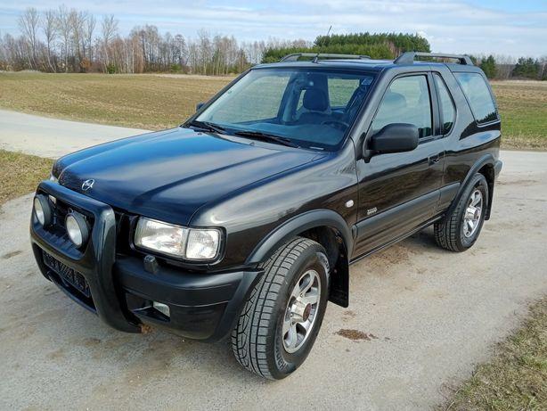 Ładna Frontera Sport 3.2 V6 4x4