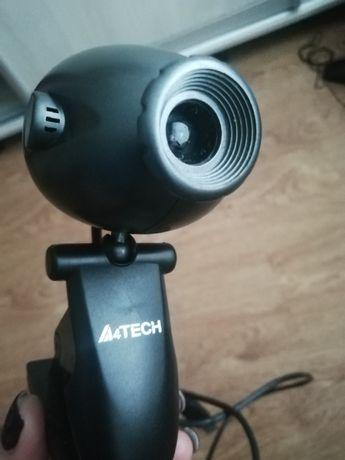 A4Tech PK-336E Black веб-камера