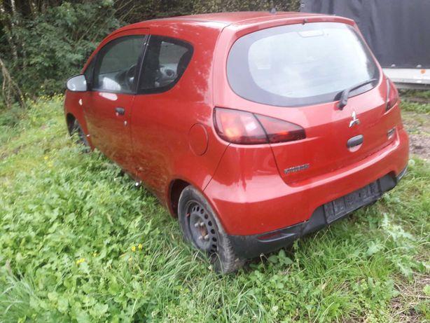 Mitsubishi colt 1.1 benzyna klima maly przebieg z niemiec