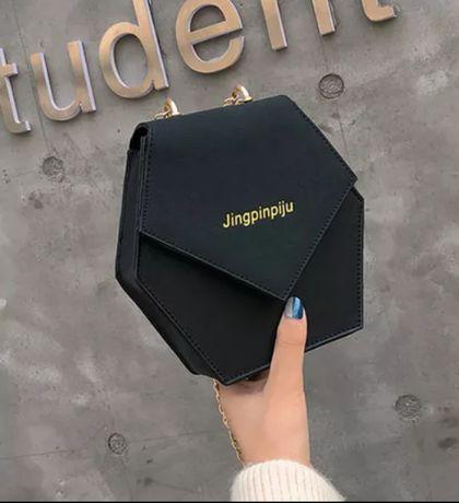 Nowa torebka mała czarna