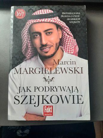 """Książka """"Jak podrywają szejkowie"""""""