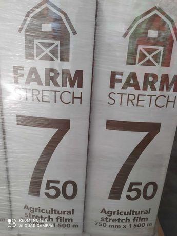 Folia do sianokiszonki 750x1500 FarmStretch
