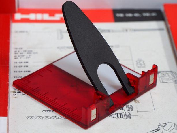 Niwelator obrotowy krzyżowy liniowy tarczka celownicza czerwona