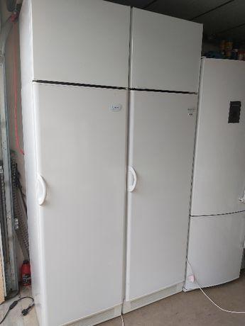 Chłodziarka szwedzka Electrolux 175cm/ 360L z nadstawką