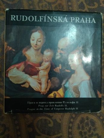 Художественный альбом на чешском языке