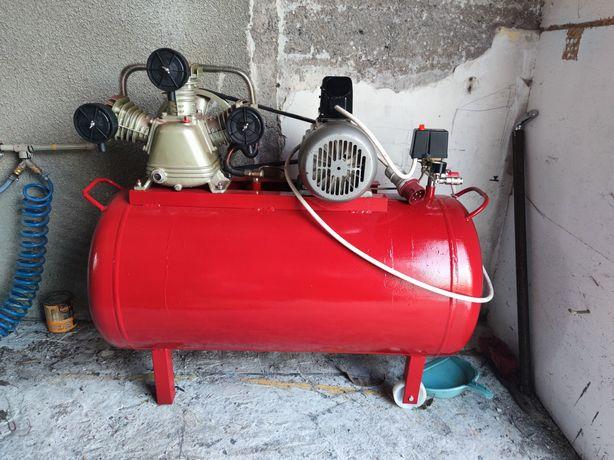 Kompresor 220l, 380V pod siłę