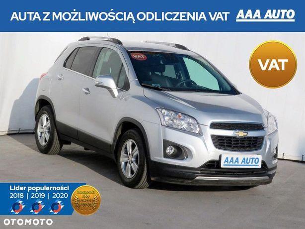 Chevrolet Trax 1.6 16V, Salon Polska, 1. Właściciel, Serwis ASO, VAT 23%, Skóra,