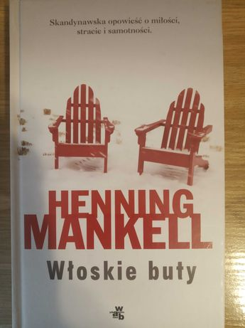 Henning Mankell - Włoskie buty