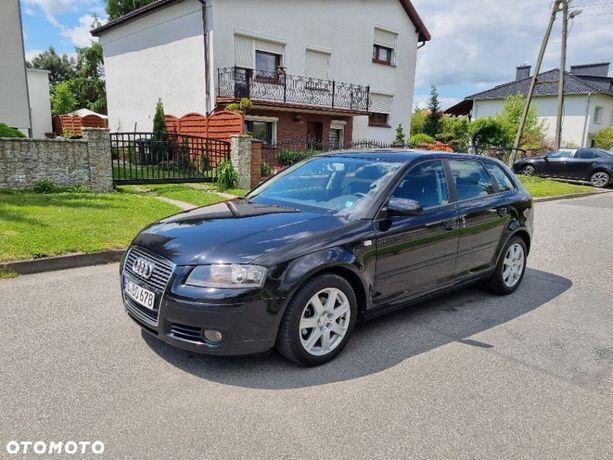 Audi A3 Piękne Audi Sportback benzyna 155000km z gwarancją klima