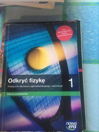 odkryć fizykę 1